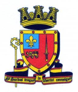 Blason St Sardos 47360